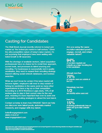 Casting for Candidates - image