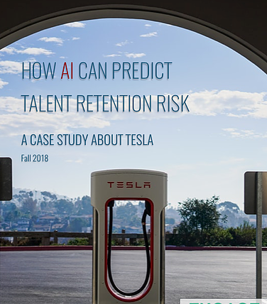 HOW AI CAN PREDICT TALENT RETENTION RISK