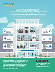 Talent Flow Insights Infographic Image