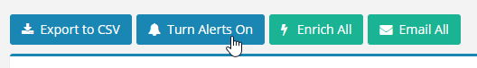 Candidate Alerts On