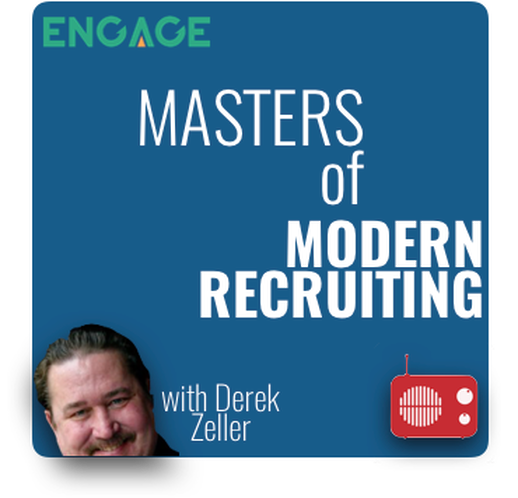 The Masters of Modern Recruiting Podcast! - Episode 6 with Amy Miller - Head of Tech Recruiting at Google