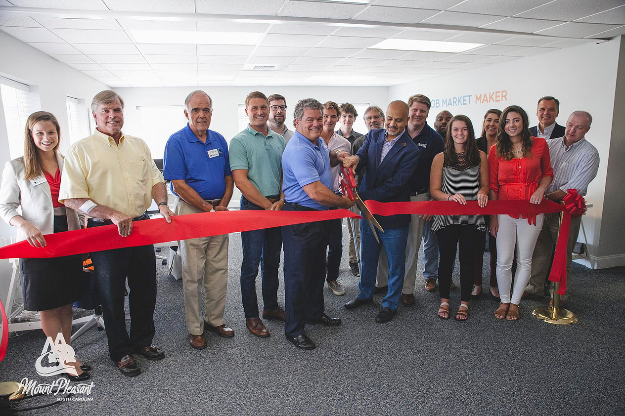 Software Company Job Market Maker (now ENGAGE) Relocates to Mount Pleasant