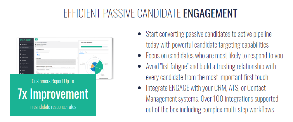 what can you do with ENGAGE 2